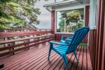 Sit out on your lake-facing deck and enjoy the sights and sounds of Lake Superior.